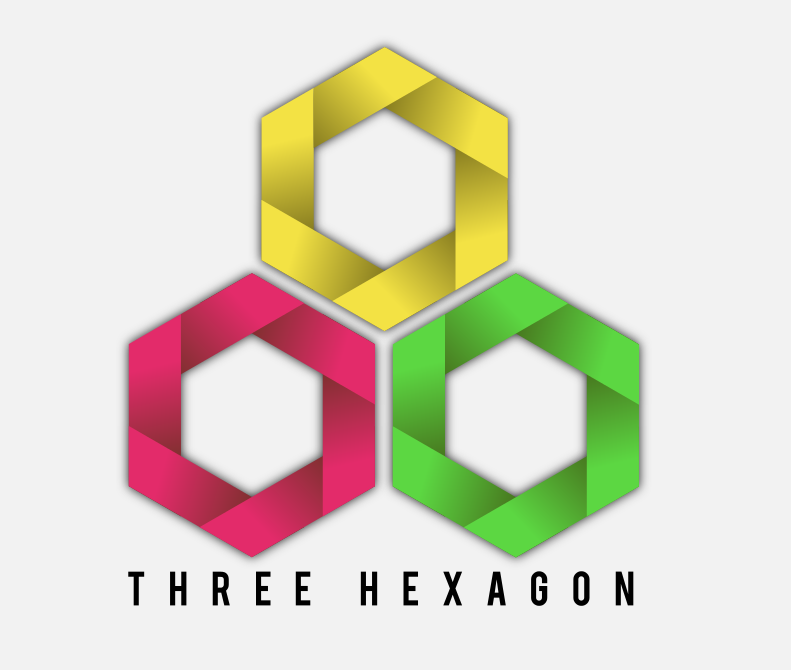 download hexagon logo pakai inkscape