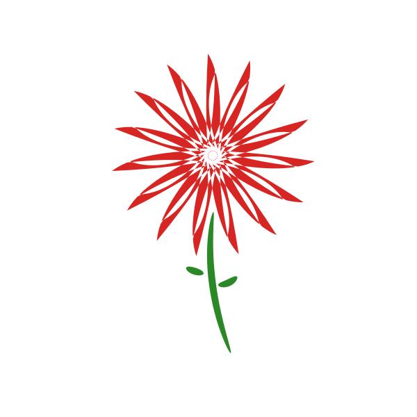 red_flower pakai inkscape
