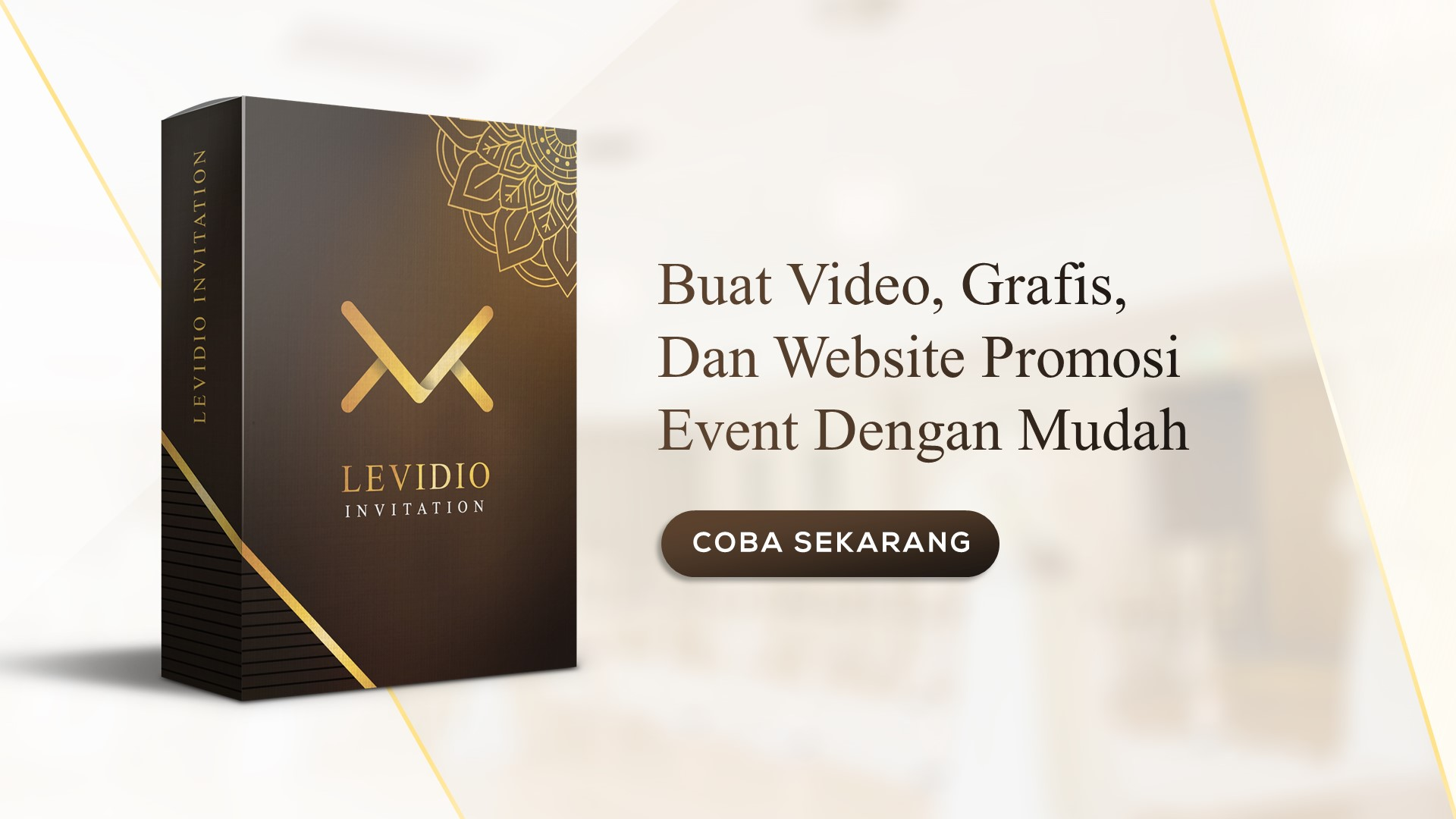Gratis Template Powerpoint untuk Video Event